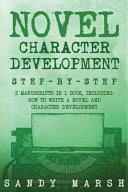 Novel Character Development