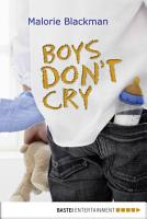 Boys Don t Cry PDF