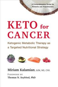 Keto for Cancer Book