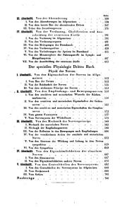 Handbuch der Physiologie des Menschen: für Vorlesungen. Bd. 1, Bände 2-3