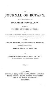 The Journal of Botany: Volume 1