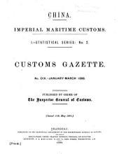 Customs Gazette