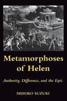 Metamorphoses of Helen PDF