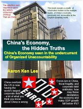 China's Economy, The Hidden Truths: China's Economy Seen in the Undercurrent of Organized Unaccountability