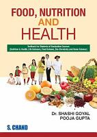 Food Nutrition and Health PDF