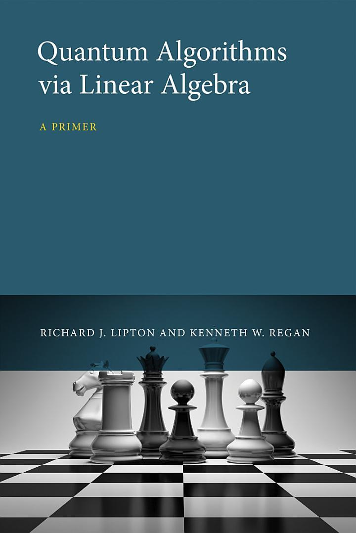 Quantum Algorithms Via Linear Algebra