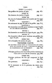Le droit français dans ses rapports avec la juridiction des justices de paix: Volume1