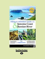 Hiking   Adventure Guide to the Sonoma Coast   Russian River  Large Print 16pt  PDF