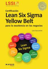 Certificación Lean Six Sigma Yellow Belt para la excelencia en los negocios