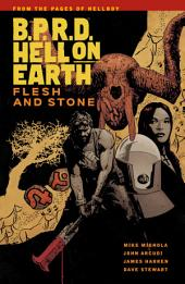 B.P.R.D Hell On Earth Volume 11: Flesh and Stone: Issue 127