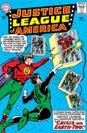 Justice League of America (1960-) #22