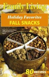 Family Living  Holiday Favorites Fall Snacks  Leisure Arts  75330