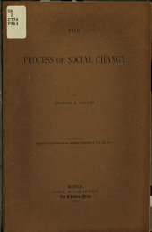 The Process of Social Change