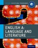 IB English Language   Literature Course Book PDF