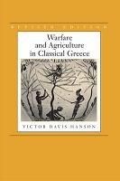 Warfare and Agriculture in Classical Greece  Revised edition PDF