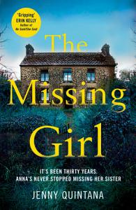The Missing Girl Book