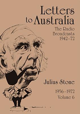 Letters to Australia  Volume 6