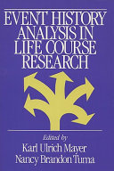 Event History Analysis in Life Course Research