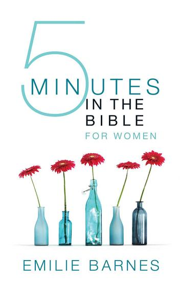 Five Minutes in the Bible for Women PDF