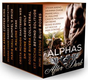 Alphas After Dark Boxed Set  9 Book Bundle  PDF