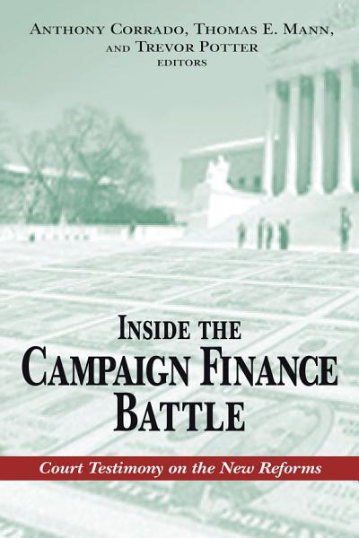 Inside the Campaign Finance Battle