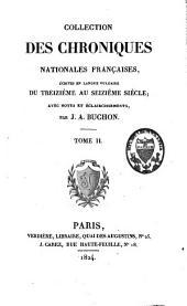 Les chroniques: ... poésies, Volume11
