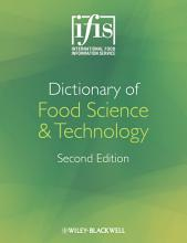IFIS Dictionary of Food Science and Technology PDF