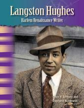 Langston Hughes: Harlem Renaissance Writer