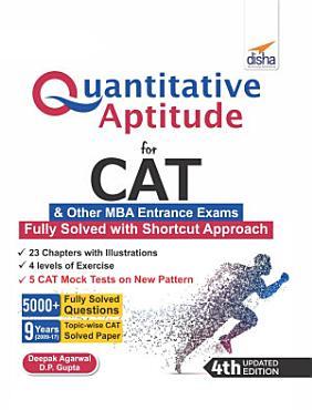 Quantitative Aptitude for CAT   other MBA Entrance Exams 4th Edition PDF