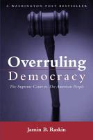 Overruling Democracy PDF