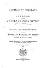 Archives of Maryland: Volume 11