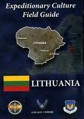 Expeditionary Culture Field Guide: Lithuania