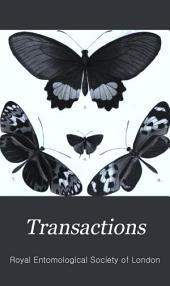 Transactions of the Royal Entomological Society of London: Volume 25; Volume 1877