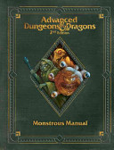 Download Advanced Dungeons   Dragons Monstrous Manual Book
