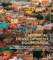 Empirical Development Economics