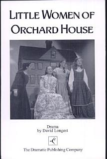 Little Women of Orchard House Book
