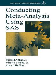 Conducting Meta Analysis Using Sas Book PDF