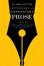 The Broadview Anthology of Expository Prose: Second Edition