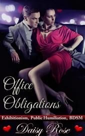 "Office Obligations: Book 2 of ""Hot Group Office Action"""