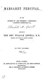 Margaret Percival: Volume 1