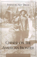 Chinese on the American Frontier PDF