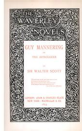 Guy Mannering or the Astrologer