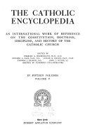 Download Catholic Encyclopedia Book