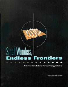 Small Wonders  Endless Frontiers Book