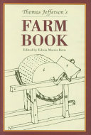 Thomas Jefferson's Farm Book