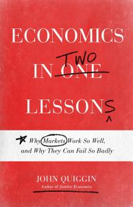 Economics in Two Lessons Book