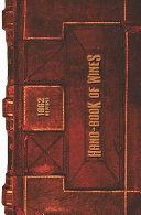Hand-book of Wine 1862 Reprint