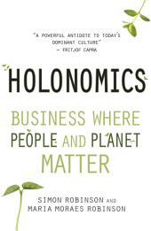 Holonomi: Business Where People and Planet Matter