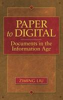 Paper to Digital PDF