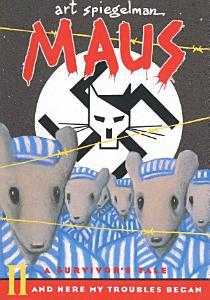 Maus II Book